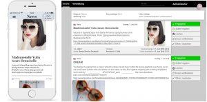 Iphone-App und Redaktions-BackEnd